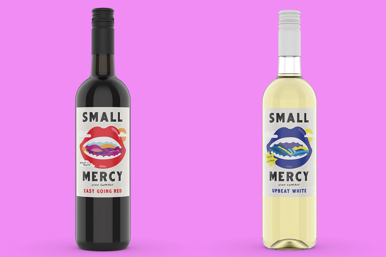 small mercy wine