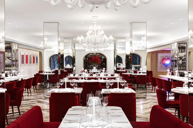 romantic restaurants toronto sofia