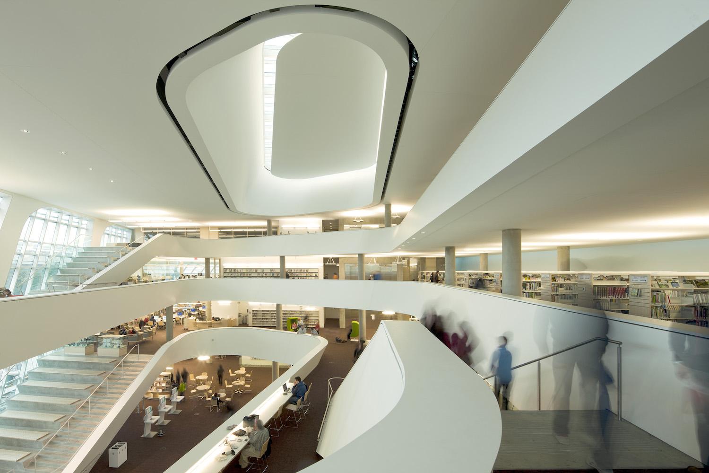 surrey city centre library