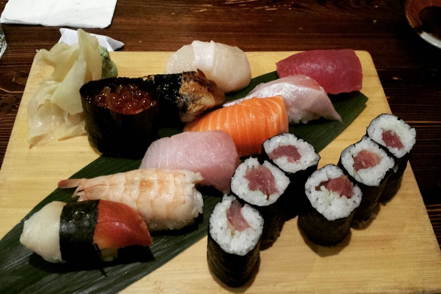 best sushi seattle