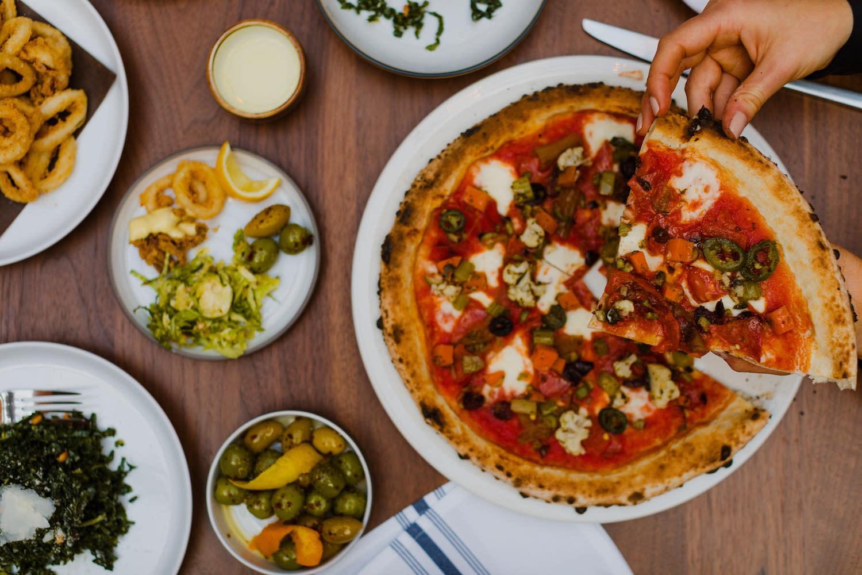 gusto 501 pizza