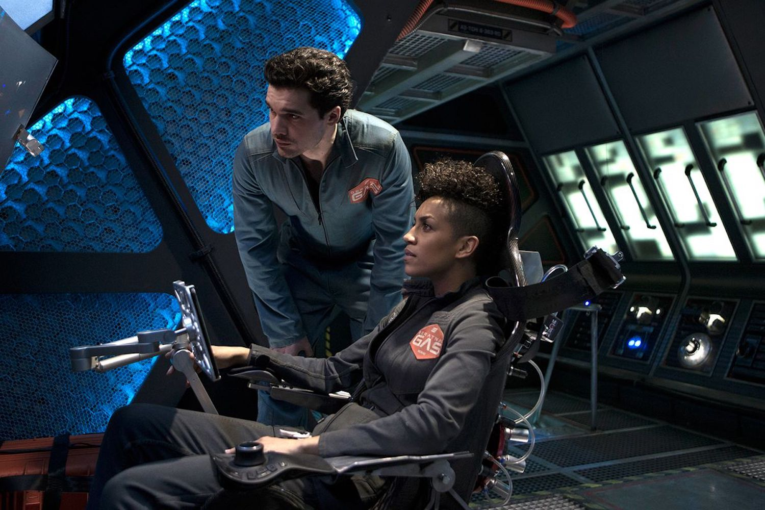 filiming in toronto the expanse