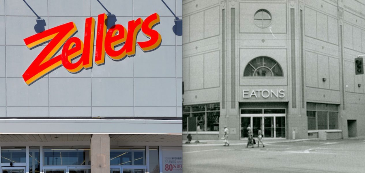 throwback Canadian brands
