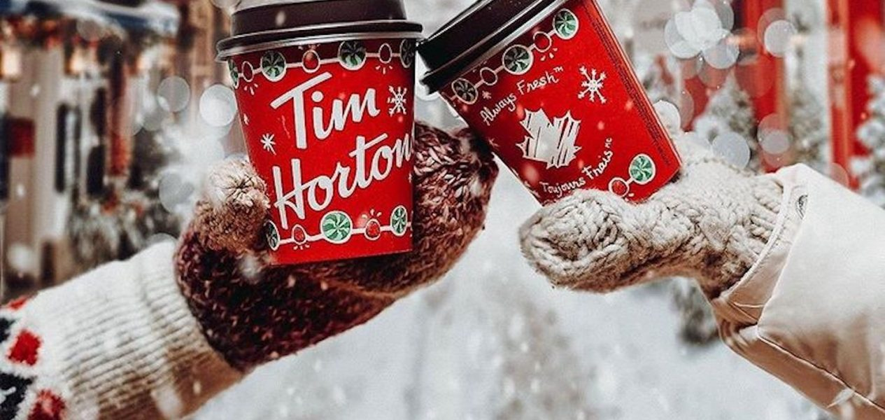 Tim Hortons commercial