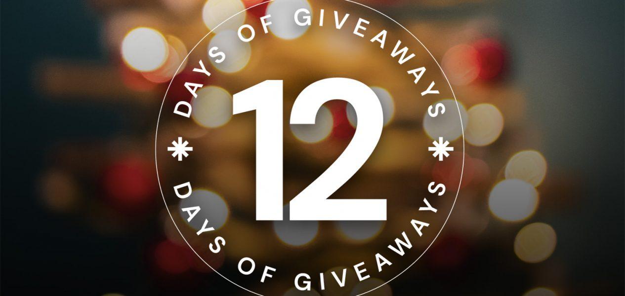 curiocity 12 days of giveaways