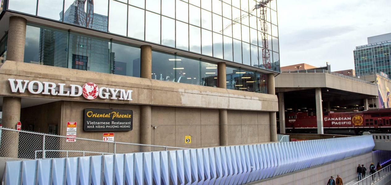 Get Your Flex On At This Top Of The Line Downtown Fitness Facility