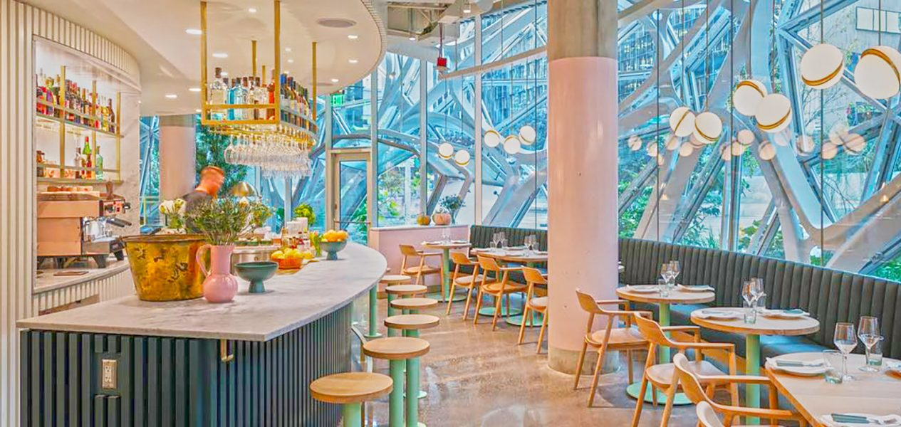 seattle beautiful restaurants