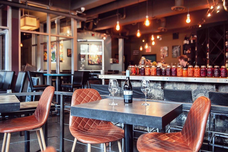 wine bar kensington