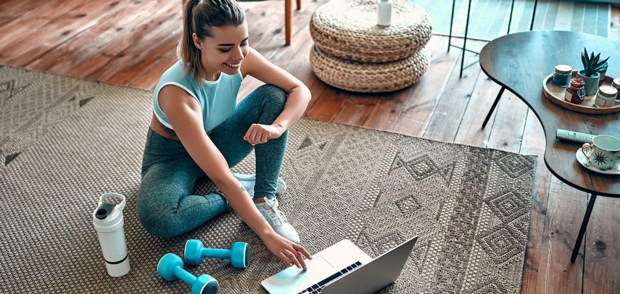 virtual workout classes