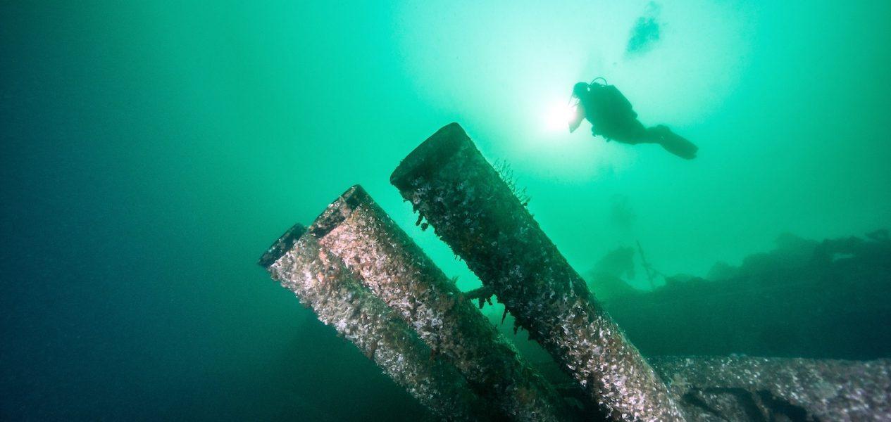 artificial reefs bc