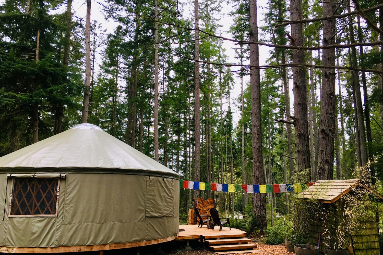 airbnb's washington