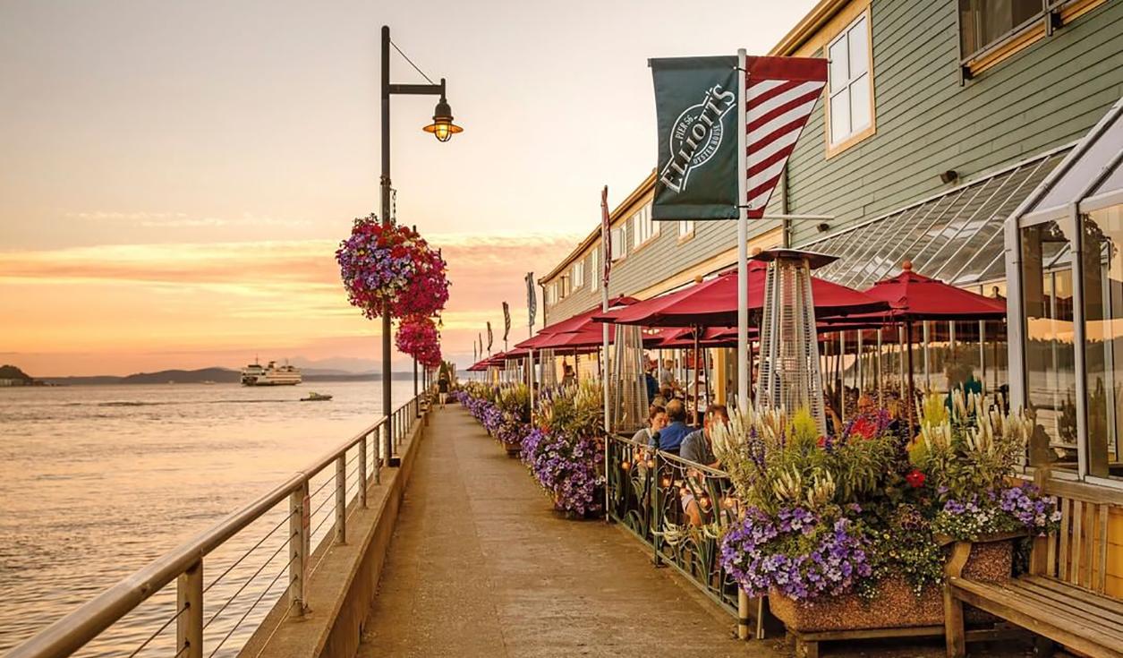 waterfront patios seattle