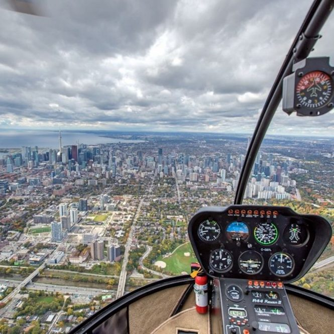 city helicopter tour