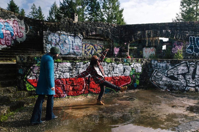 deertrail resort abandoned