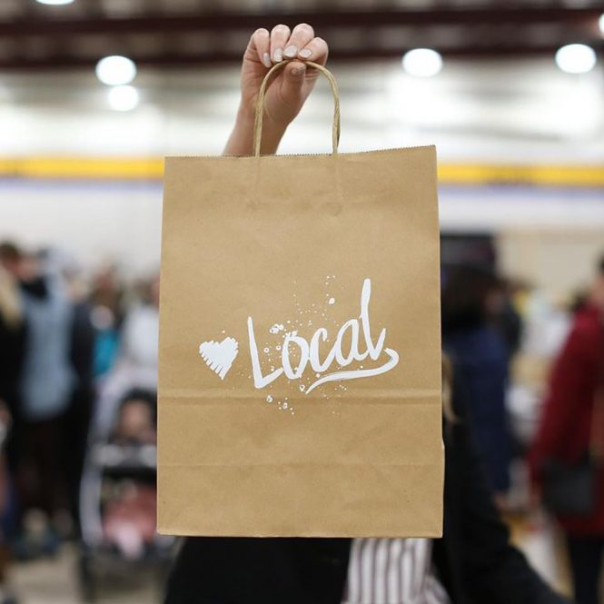 Shop local goodies this spring at the Little Modern Market