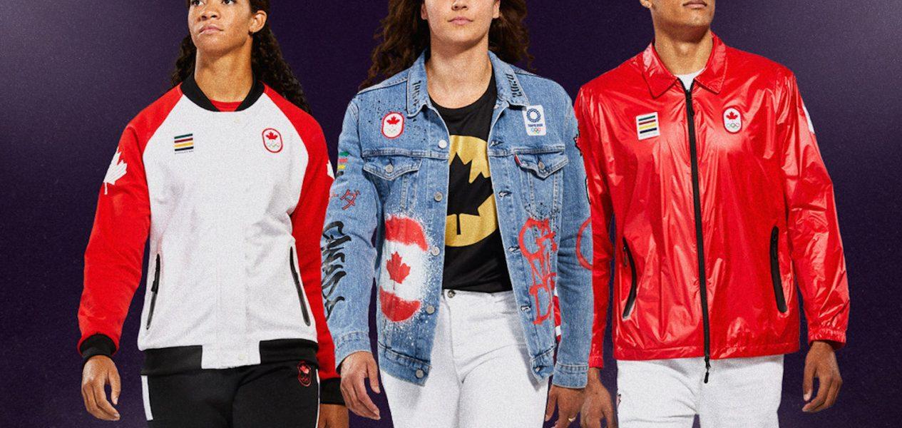 canada olympics jacket