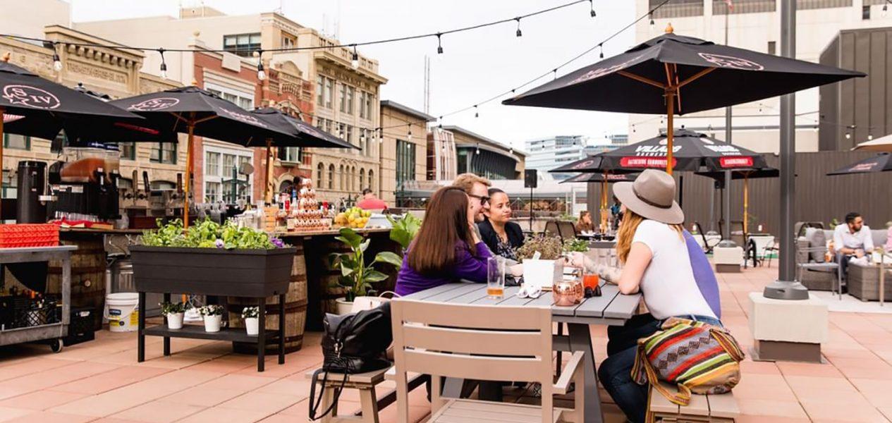 patios with views calgary