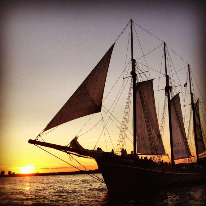 tallship boat cruises