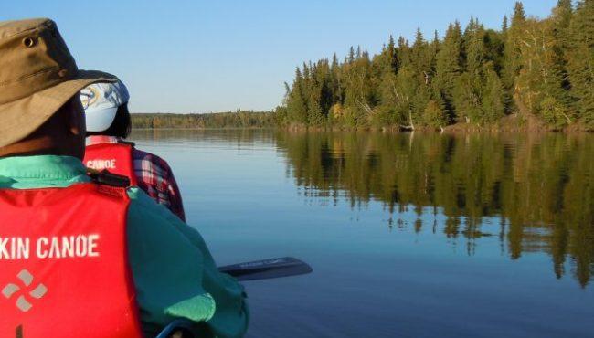 haskin voyageur canoe tours