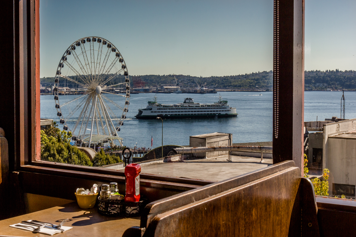 restaurants in Seattle with the best views