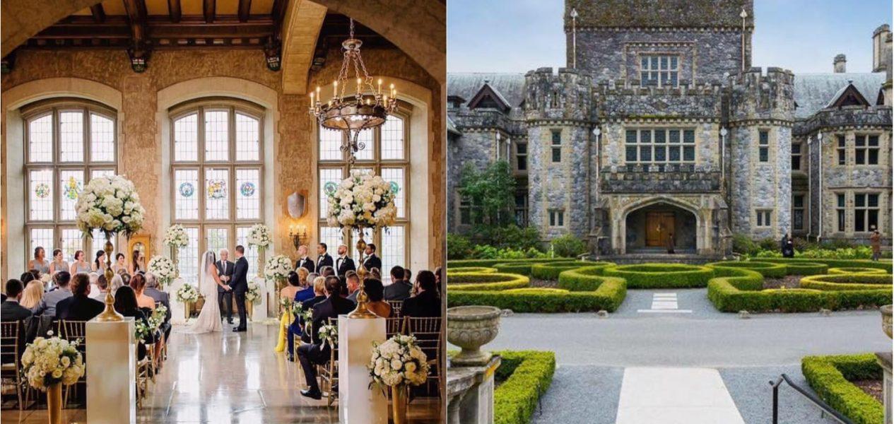 wedding venues Canada