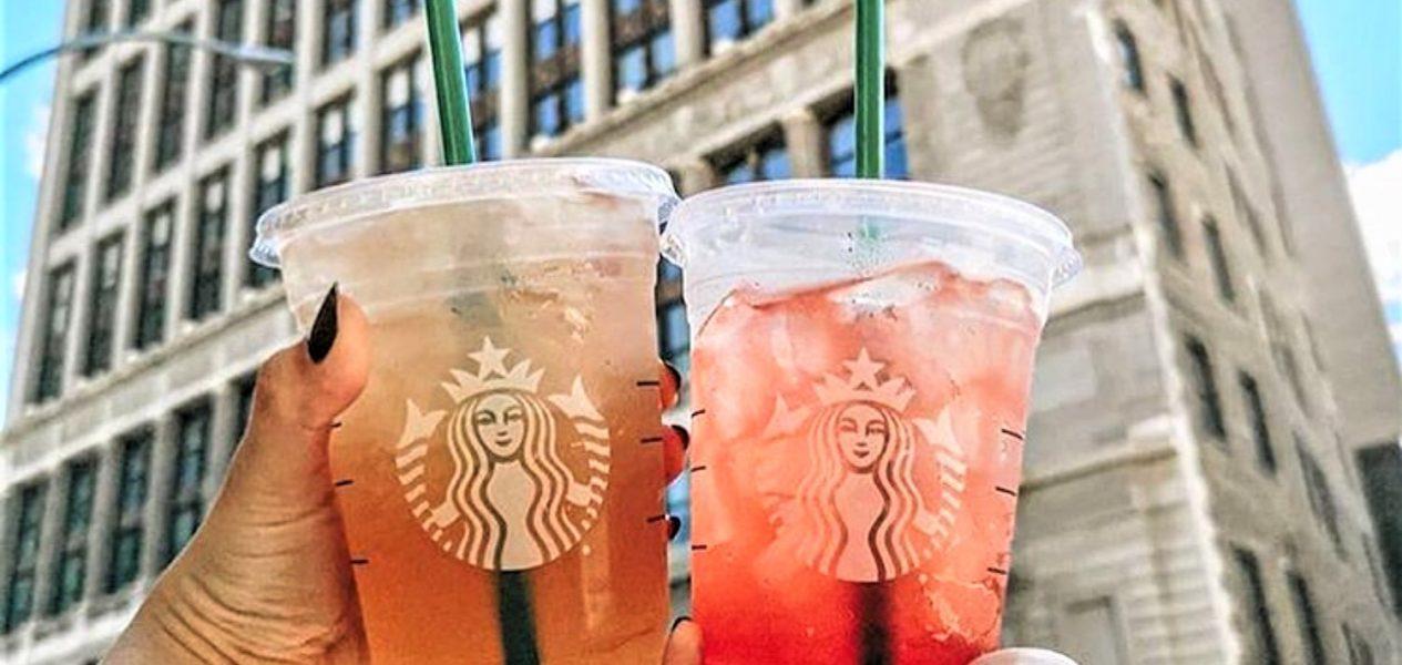 Starbucks Canada bogo