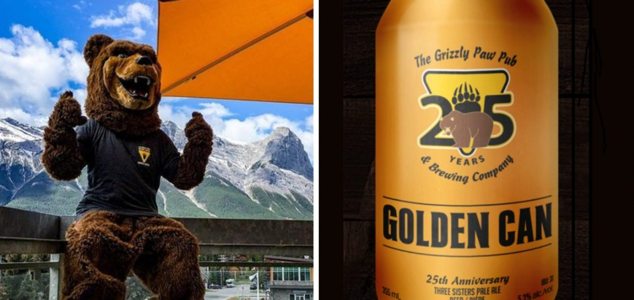 grizzly paw brewing alberta