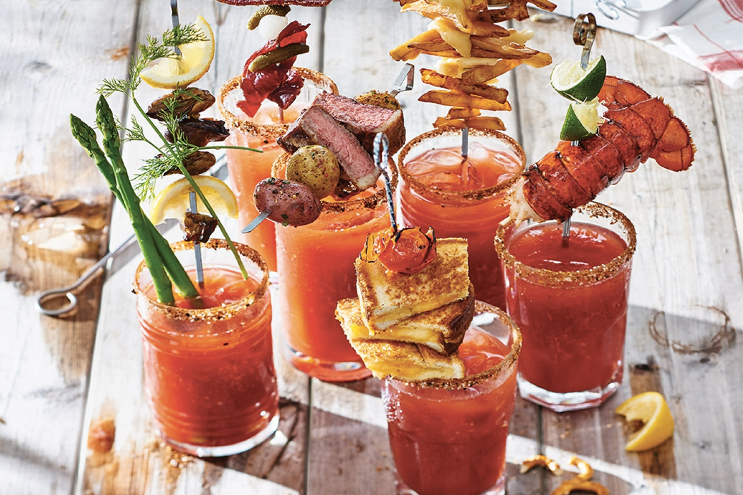 Calgary is hosting a huge festival dedicated to the caesar