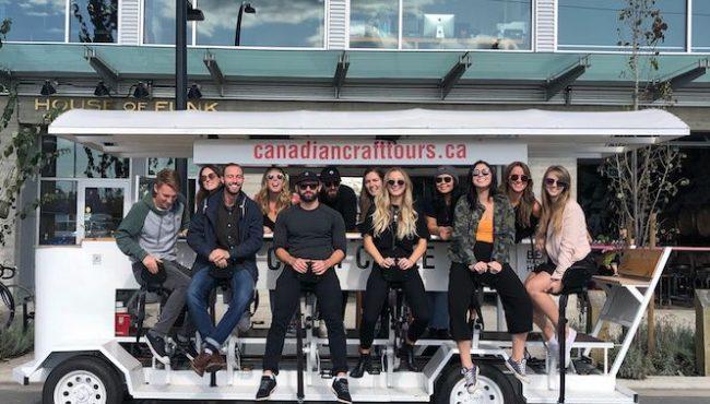 beer bike tours