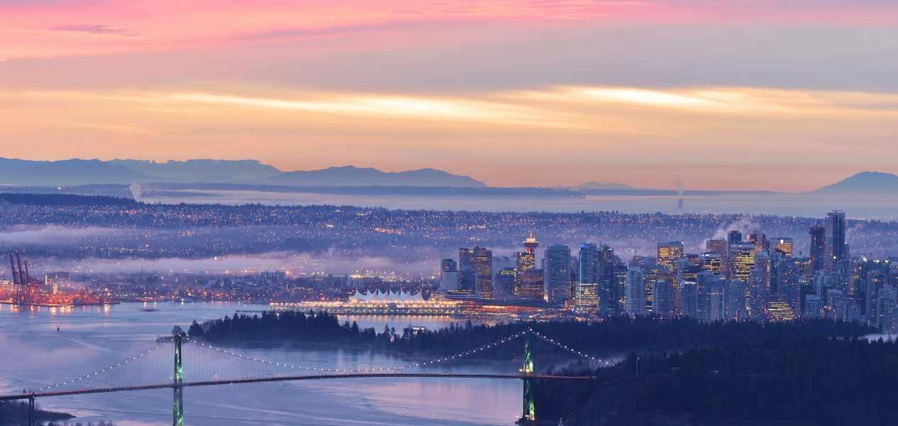 vancouver spring viewpoints