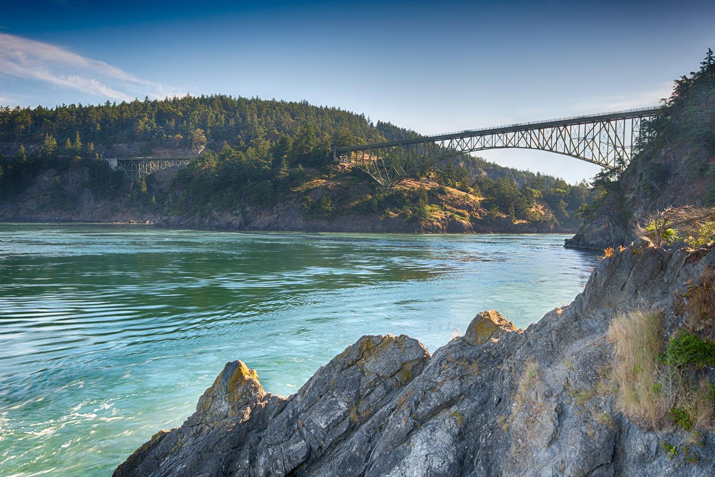 deception bridge skagit valley