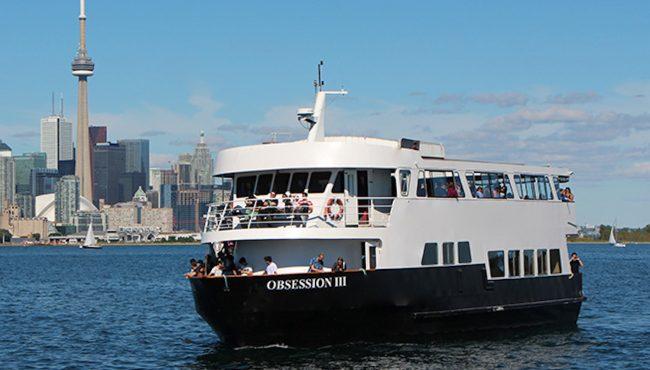 tallship dinner cruises