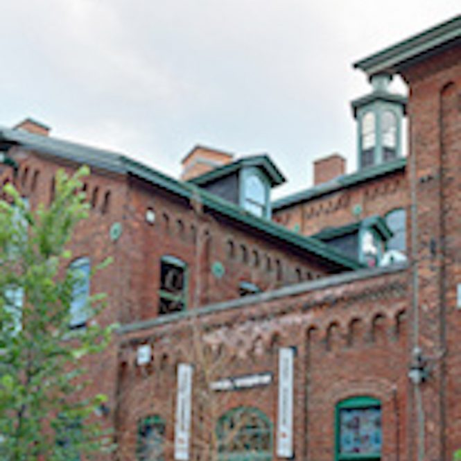 distillery district tours