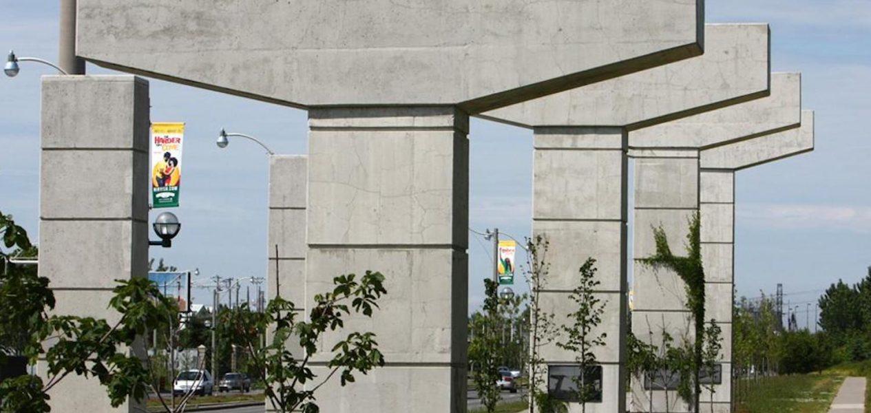 gardiner pillars