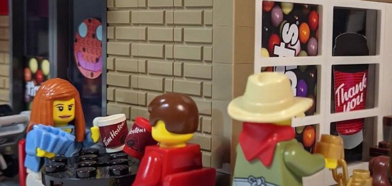LEGO Tim Hortons