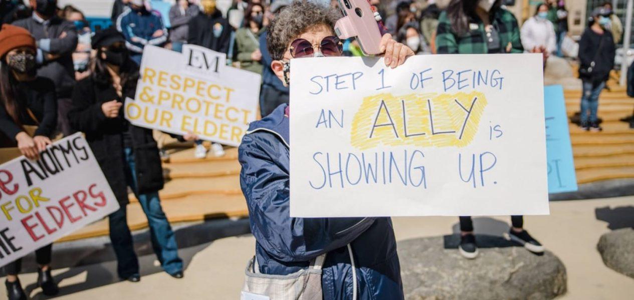 support calgary's asian community