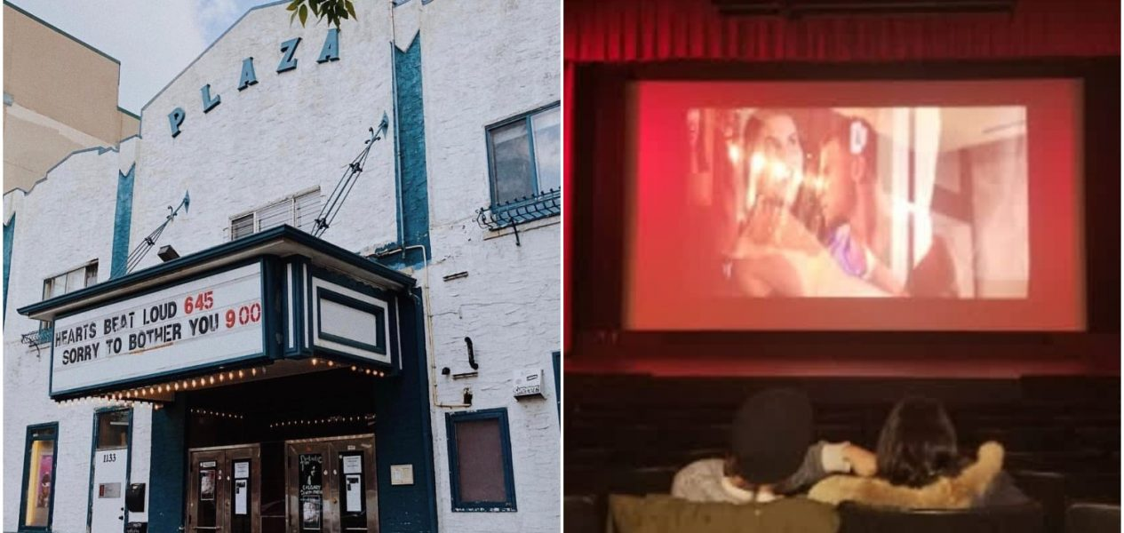 Calgary's Iconic Plaza Theatre Has Been Saved & Will Reopen When Given The Green Light