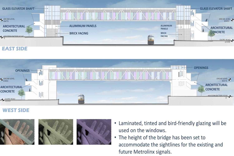 King-Liberty Pedestrian/Cycle Bridge