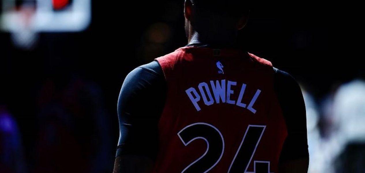 Norman powell's goodbye