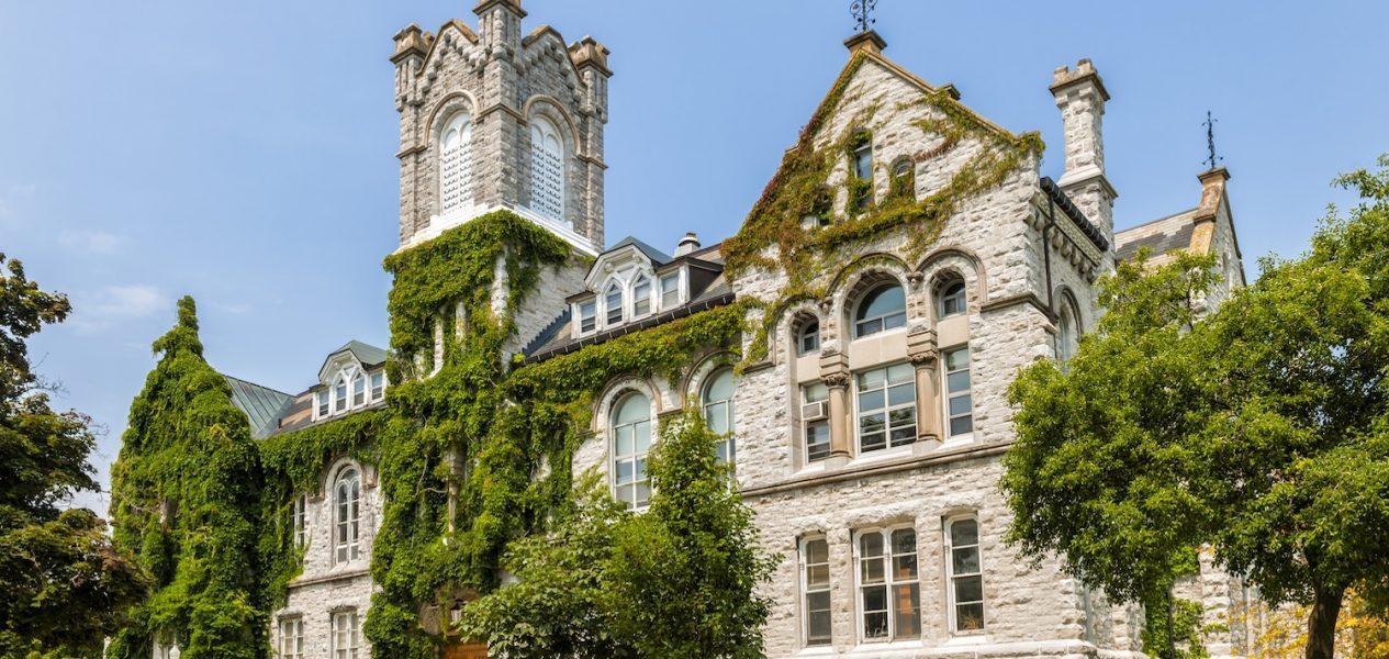 queen's rankings universities