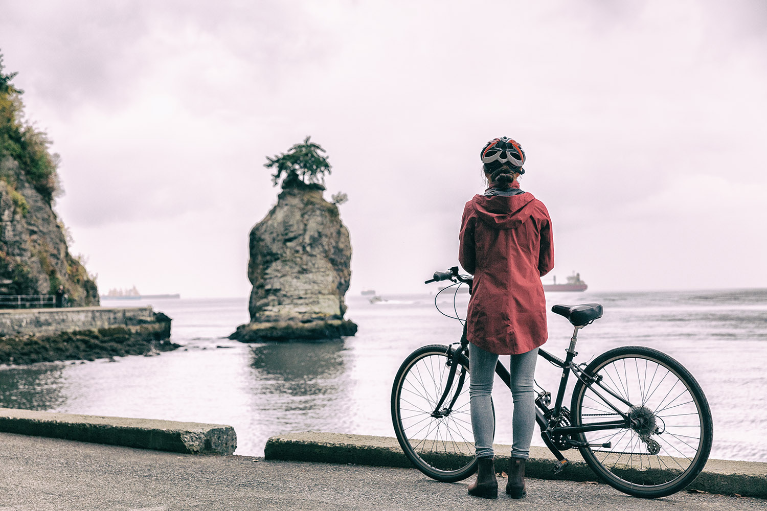 vancouver bike rides cycling routes