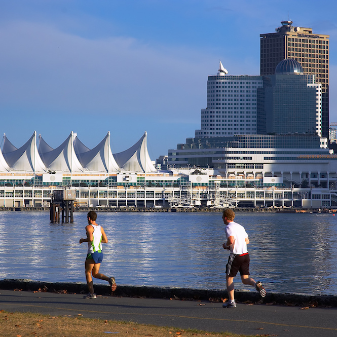 running vancouver