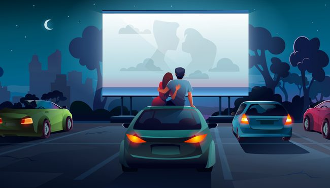 PNE Amphitheatre to host a drive-in film festival this May