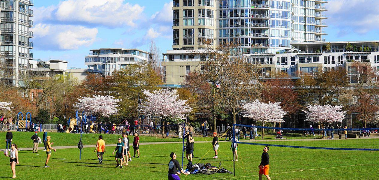 vancouver parks meadows