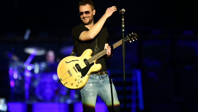 Eric Church to hit this fall Calgary on huge post-COVID tour