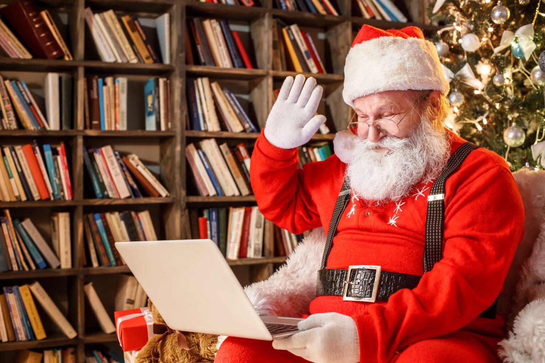 live calls with santa