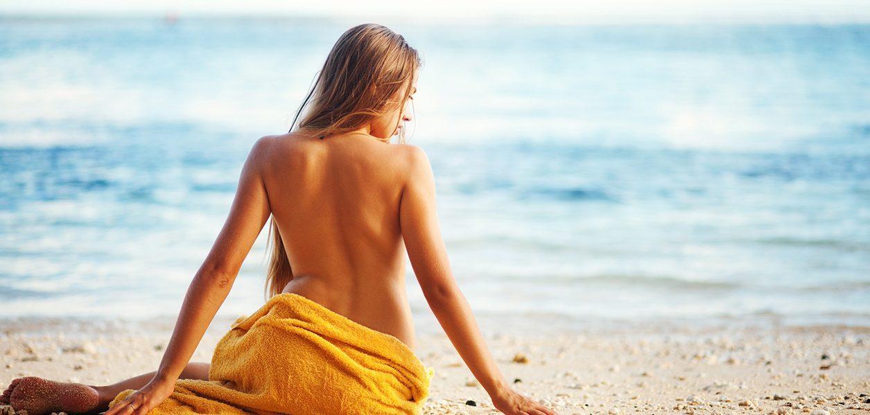 sunbathe naked canada