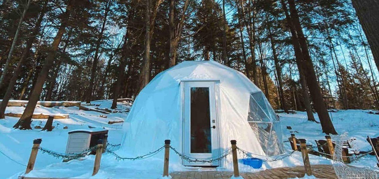 Skyview tent