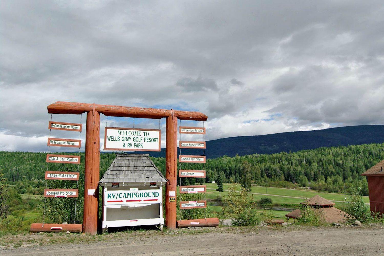 wells gray golf resort