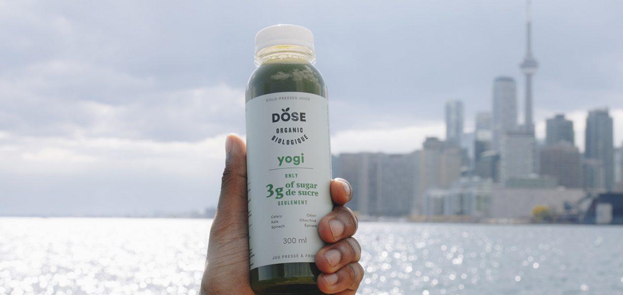 dose juice ontario